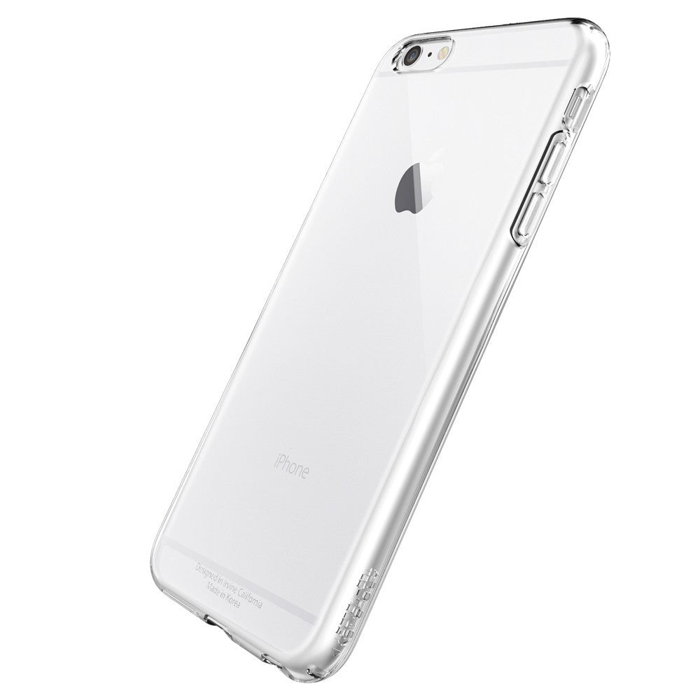 Spigen Capsule Series Case for IPhone 6 Plus (5.5 inches) Crystal Clear