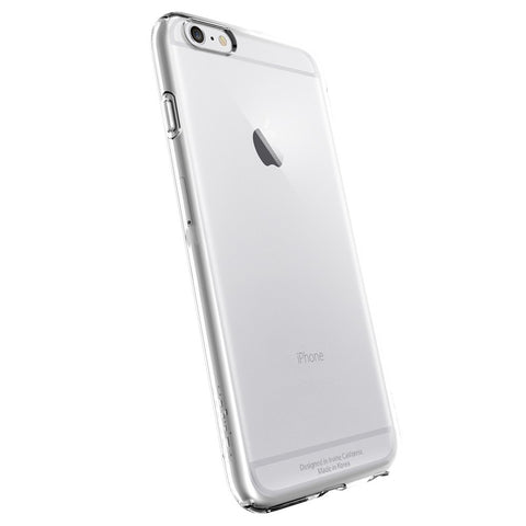 Spigen Capsule Series Case for IPhone 6 Plus Crystal Clear