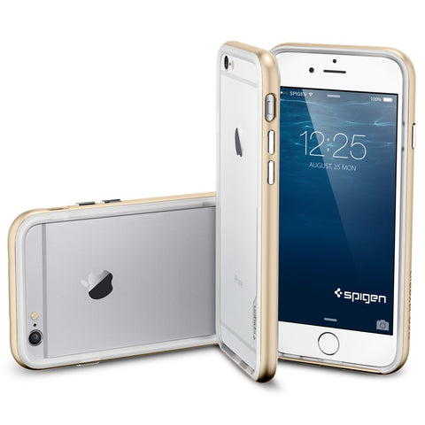 Spigen Neo Hybrid EX Series Case for IPhone 6 Champagne Gold