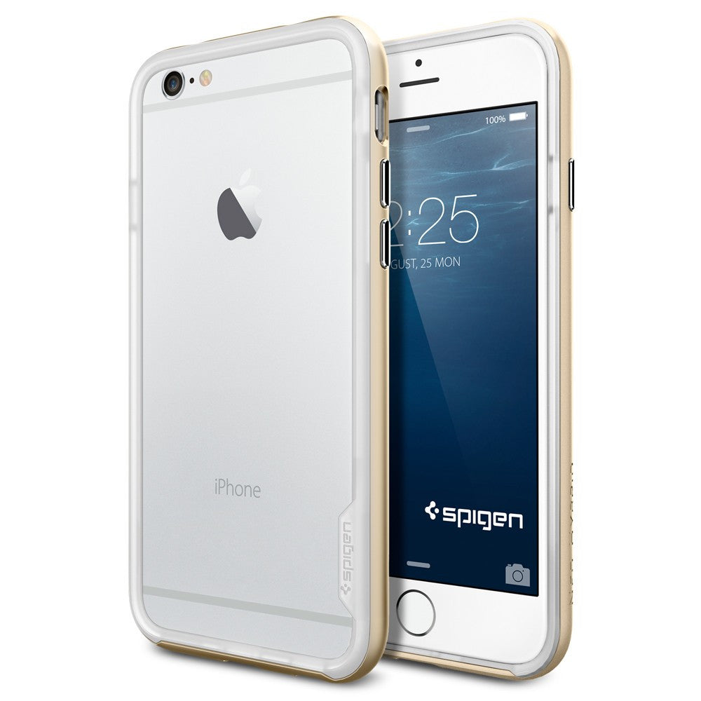 Spigen Neo Hybrid EX Series Case for IPhone 6 (4.7 inches) Champagne Gold