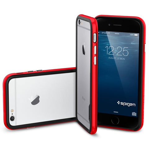 Spigen Neo Hybrid EX Series Case for IPhone 6 (4.7 inches) Dante Red