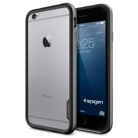 Spigen Neo Hybrid EX Series Case for IPhone 6 (4.7 inches) Gunmetal
