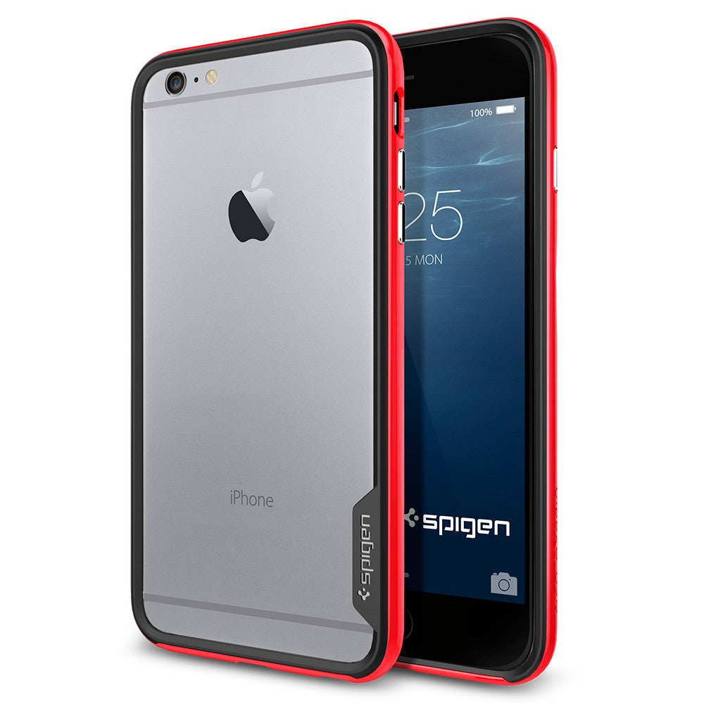 Spigen Neo Hybrid EX Series Case for IPhone 6 Plus (5.5 inches) Dante Red