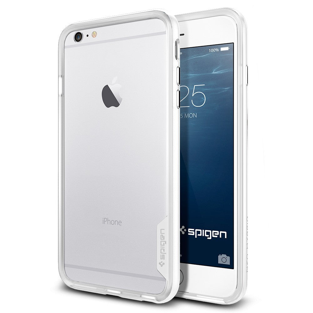 Spigen Neo Hybrid EX Series Case for IPhone 6 Plus (5.5 inches) Infinity White