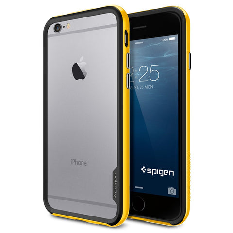 Spigen Neo Hybrid EX Series Case for IPhone 6 (4.7 inches) Reventon Yellow