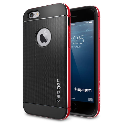 Spigen Neo Hybrid Metal Series Case for IPhone 6 (4.7 inches) Metal Red