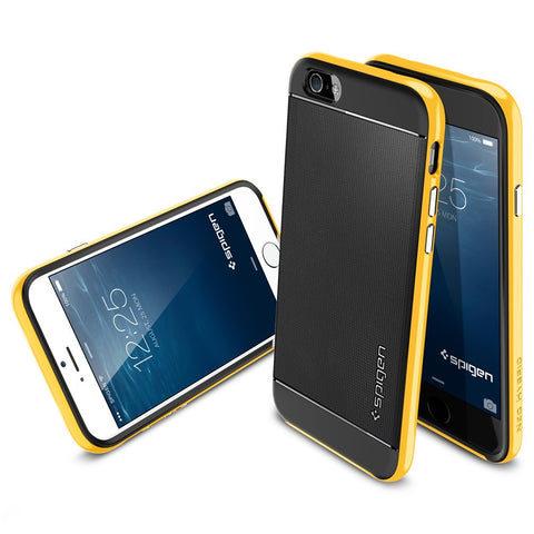 Spigen Neo Hybrid Series Case for IPhone 6 Reventon Yellow