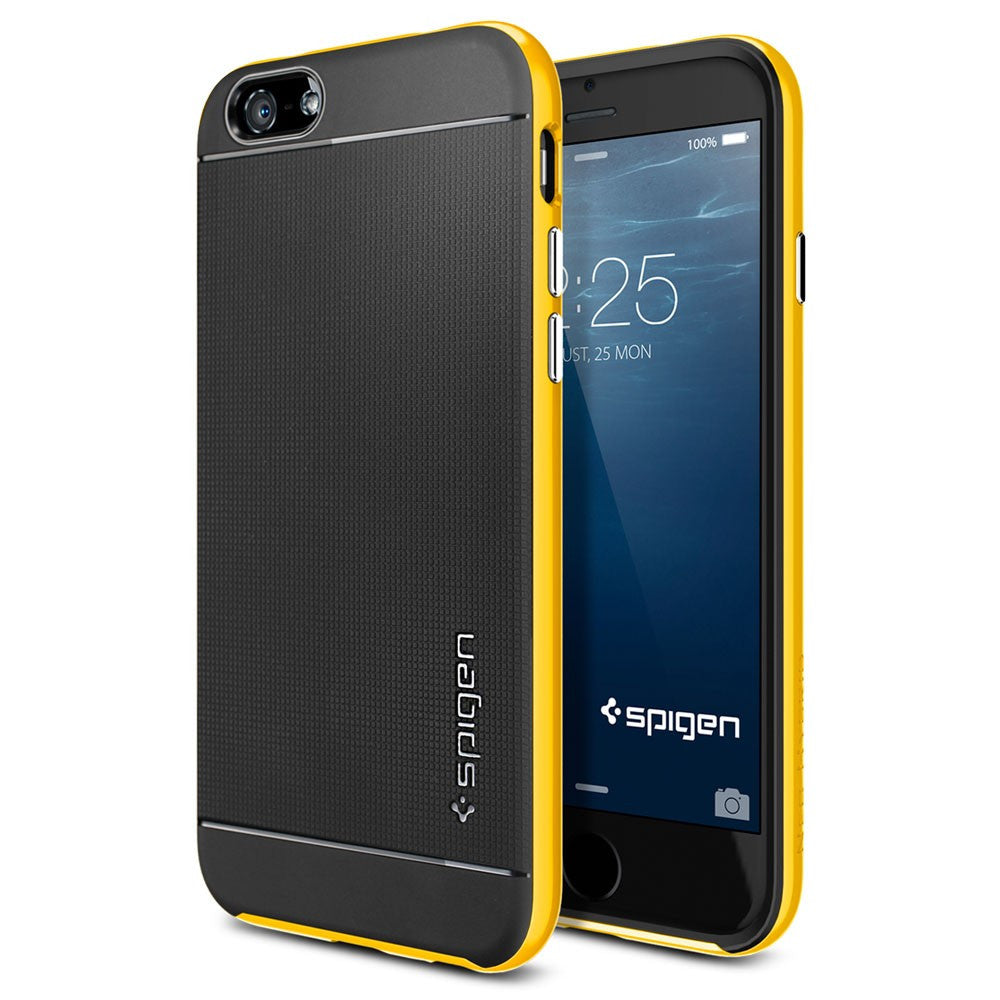 Spigen Neo Hybrid Series Case for IPhone 6 (4.7 inches) Reventon Yellow