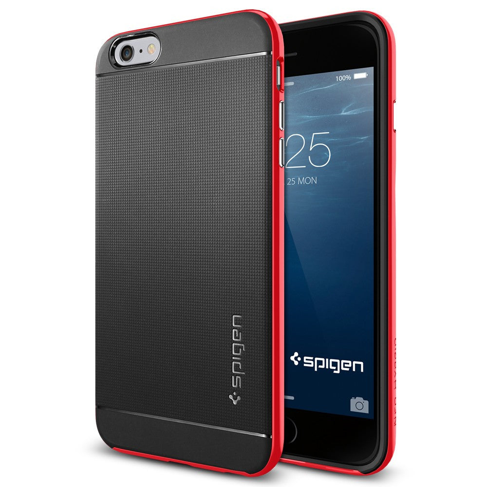Spigen Neo Hybrid Series Case for IPhone 6 Plus (5.5 inches) Dante Red