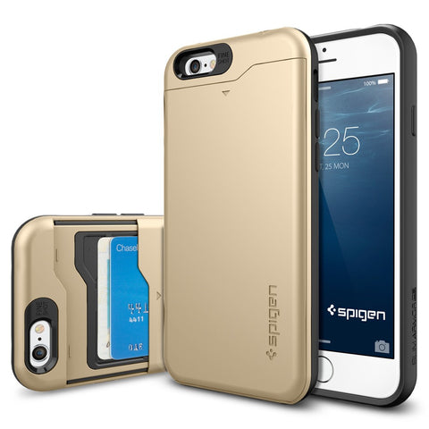 Spigen Slim Armor CS Series Case for IPhone 6 (4.7 inches) Champagne Gold