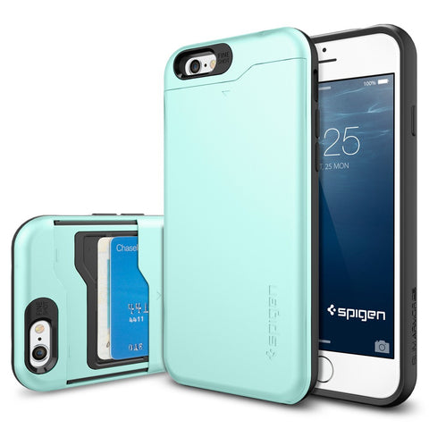 Spigen Slim Armor CS Series Case for IPhone 6 (4.7 inches) Mint