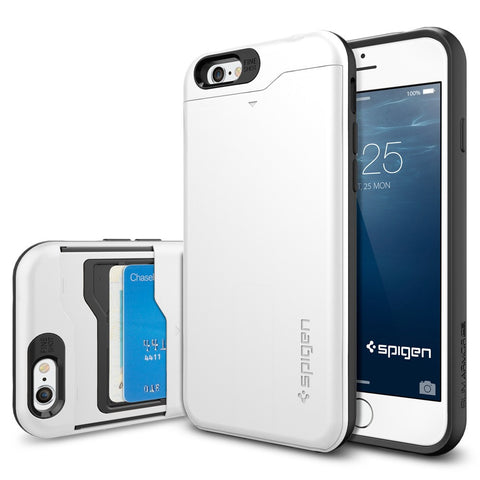 Spigen Slim Armor CS Series Case for IPhone 6 (4.7 inches) Shimmery White