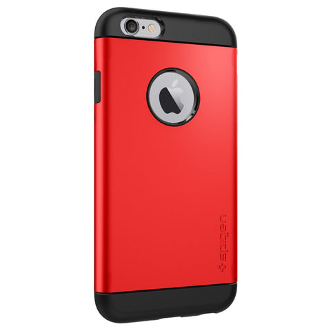Spigen Slim Armor Series Case for IPhone 6 (4.7 inches) Electric Red