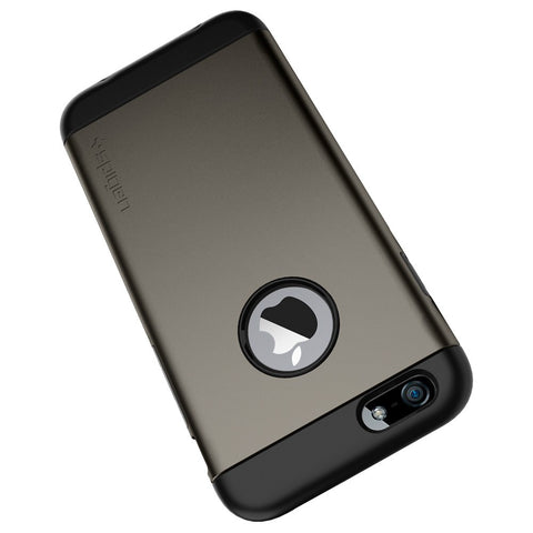Spigen Slim Armor Series Case for IPhone 6 (4.7 inches) Gunmetal