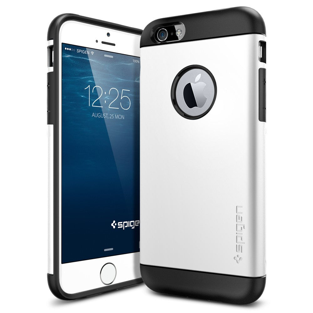 Spigen Slim Armor Series Case for IPhone 6 (4.7 inches) Shimmery White