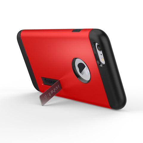 Spigen Slim Armor Series Case for IPhone 6 Plus Electric Red