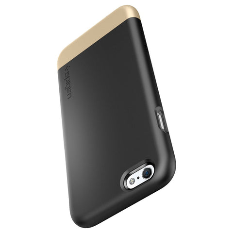 Spigen Style Armor Series Case for IPhone 6 (4.7 inches) Smooth Black
