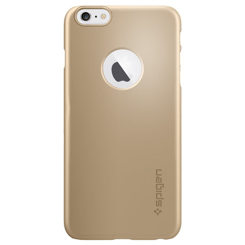 Spigen Thin Fit A Series Case for IPhone 6 Plus Champagne Gold