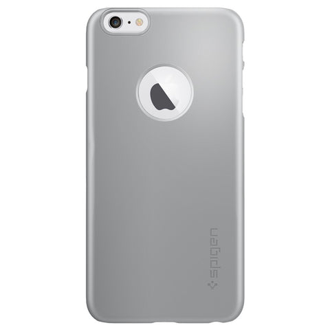 Spigen Thin Fit A Series Case for IPhone 6 Plus Satin Silver