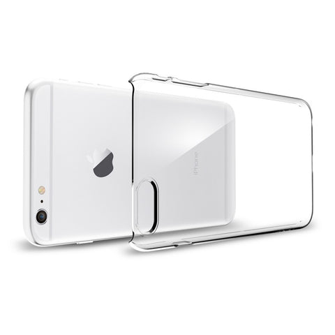 Spigen Thin Fit Series Case for IPhone 6 Plus (5.5 inches) Crystal Clear