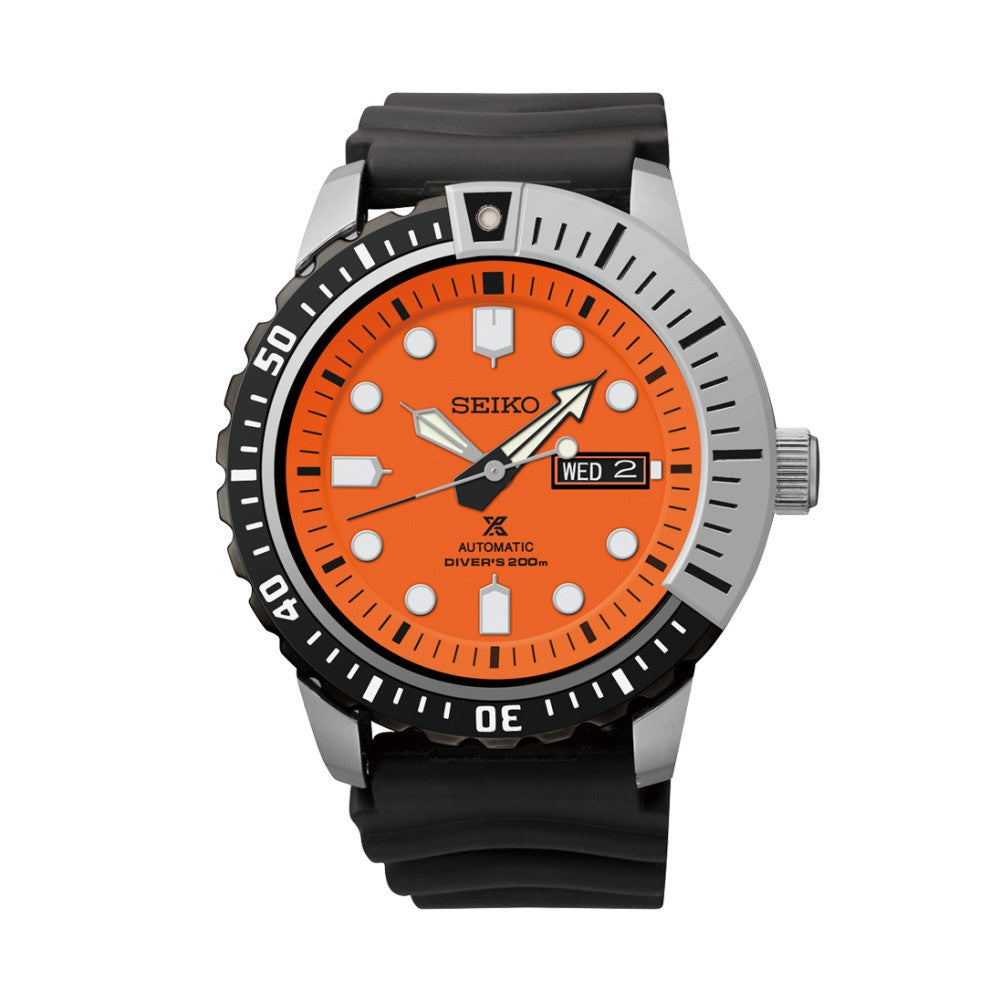 Seiko Prospex Automatic Diver SRP589 Watch (New With Tags)