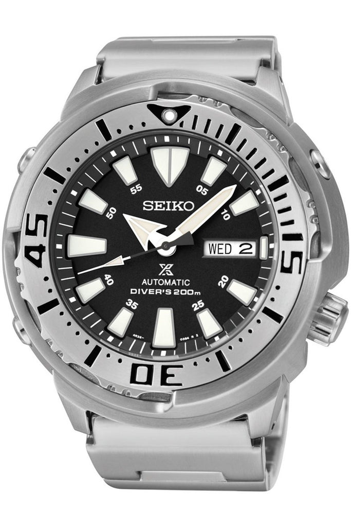 Seiko Prospex Automatic Diver SRP637 Watch (New With Tags)