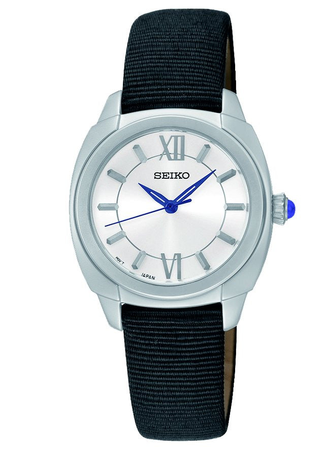 Seiko Classic Quartz SRZ425 Watch (New with Tags)