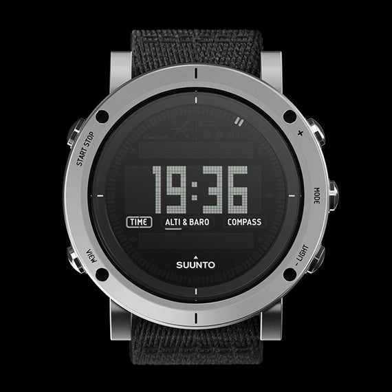 Suunto Essential Collection Outdoor Watch SS021218000 (Stone)