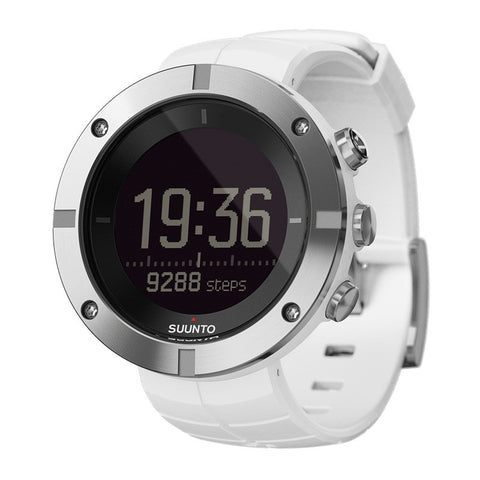 Suunto Kailash SS021240000 GPS Watch (Silver)