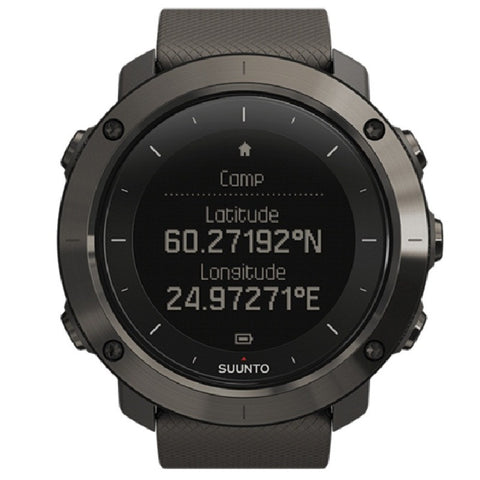 Suunto Traverse GPS Watch SS022226000 (Graphite)