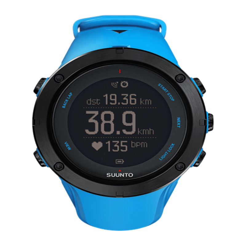 Suunto Ambit3 Peak GPS Sports Watch SS022306000 (Blue)
