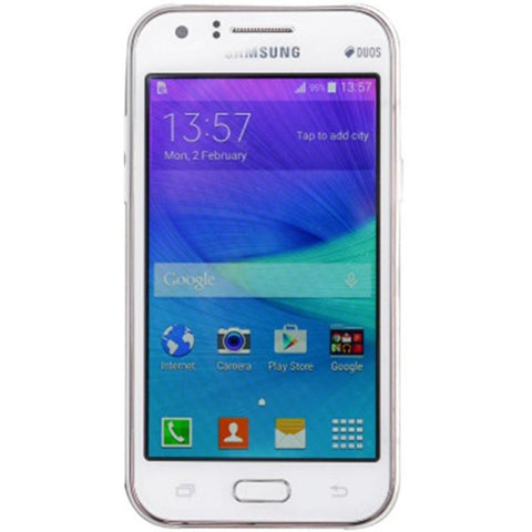 Samsung Galaxy J1 Ace 8GB 4G LTE (SM-J111F) White Unlocked