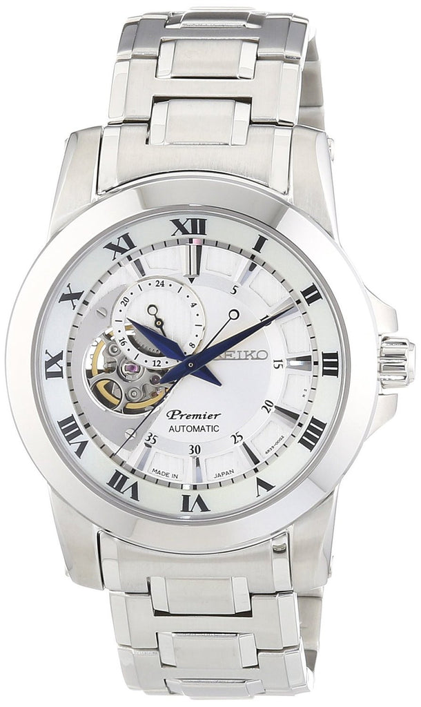 Seiko Premier Automatic SSA213J1 Watch (New With Tags)