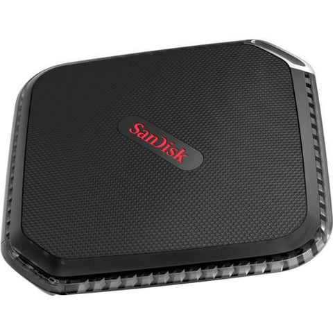 SanDisk 120GB SDSSDEXT-120G-G25 340MB/s Extreme 500 Portable SSD