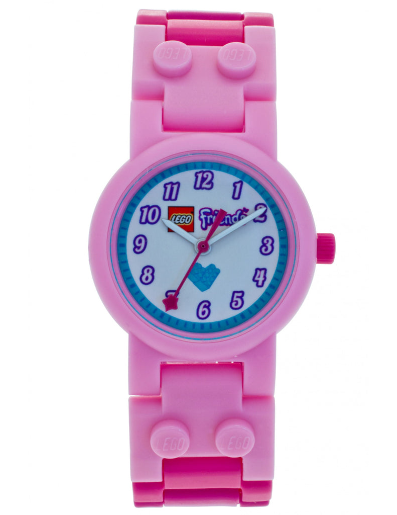 Lego Friends Stephanie Minifigure 8020172 Watch (New with Tags)