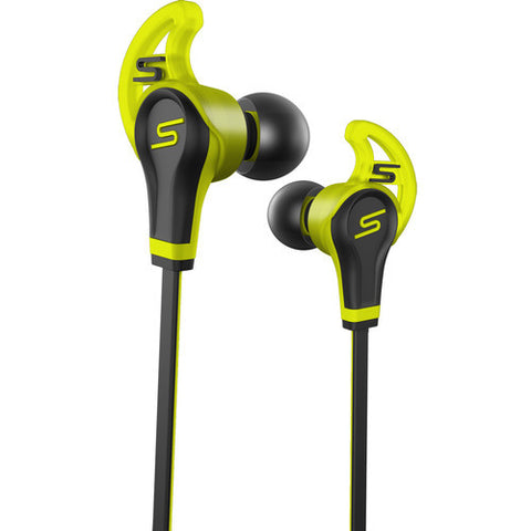 SMS Audio Street By 50 In-Ear Wired Sport Earbud Headset (Yellow)