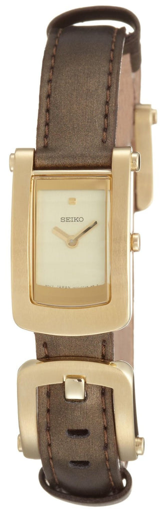 Seiko Quartz SUJD80P1 Watch (New with Tags)