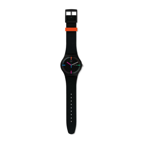 Swatch The Indexter SUOB719 Watch (New With Tags)