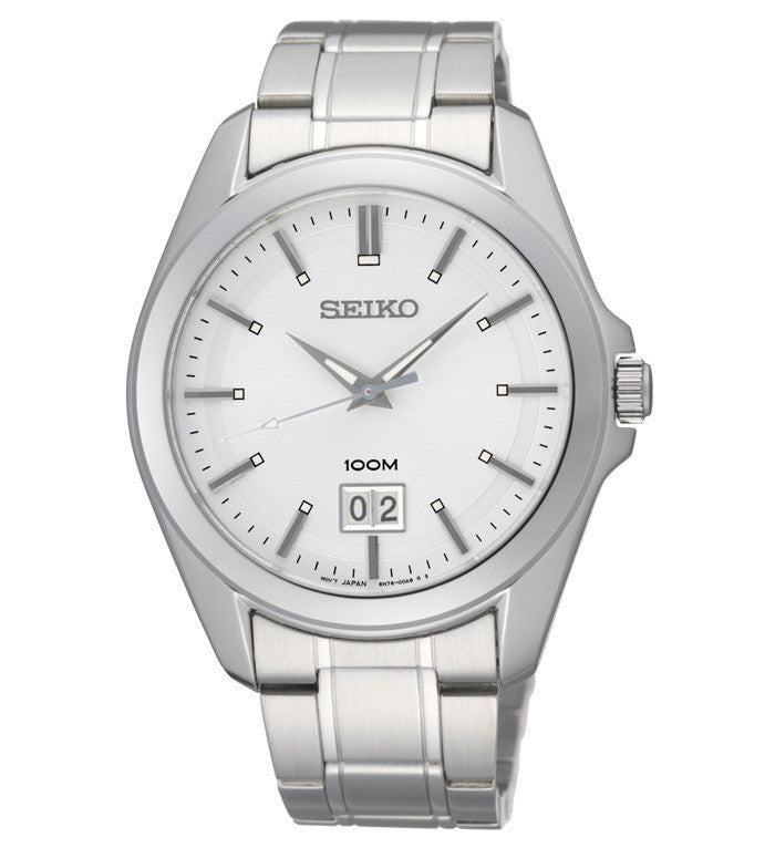 Seiko Neo Classic SUR007P1 Watch (New with Tags)