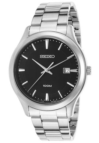 Seiko Classic Quartz SUR051 Watch (New With Tags)