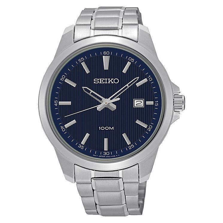 Seiko Neo Classic SUR153 Watch (New with Tags)
