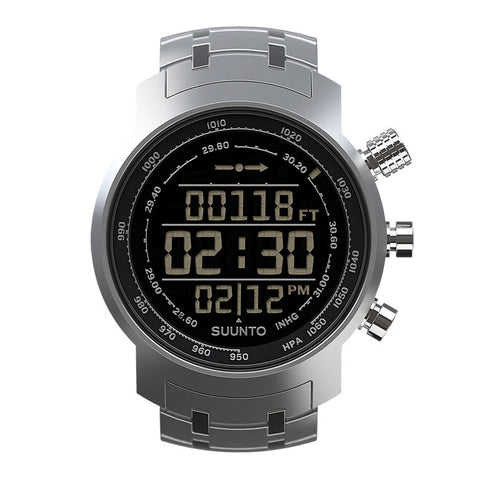 Suunto Elementum Terra SS014521000 Sports Watch Steel