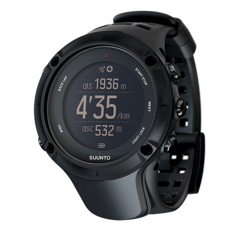 Suunto Ambit3 Peak SS020674000 GPS Sports Watch Black (HR)