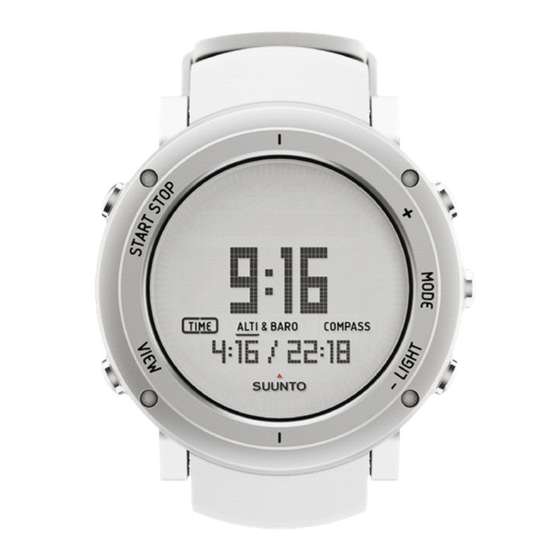 Suunto Core SS018735000 Sports Watch Alu Pure White