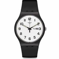 Swatch Once Again GB743 Watch (New with Tags)