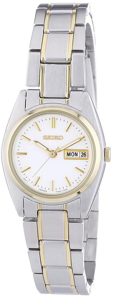 Seiko Classic Quartz SXA118P1 Watch (New With Tags)
