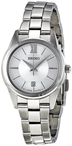 Seiko Neo Classic Quartz SXDC77P1 Watch (New With Tags)