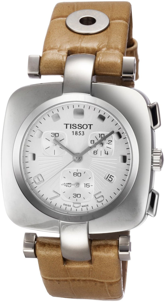 Tissot T-Trend Odaci-T T0203171603700 Watch (New with Tags)