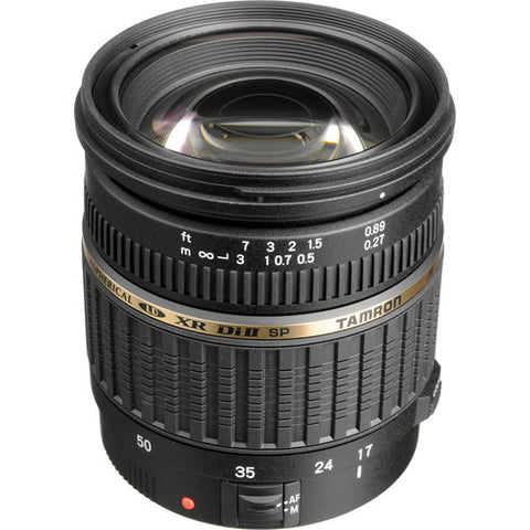Tamron AF 17-50mm f/2.8 XR Di II LD (Canon) Lens