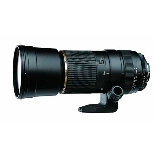 Tamron SP AF 200-500mm f/5-6.3 Di LD (IF) (Canon)